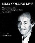 Billy Collins Livet Cover