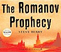 Romanov Prophecy (Abridged) Cover