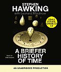 Briefer History Of Time Unabridged