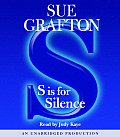 S Is For Silence Unabridged