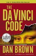 The Da Vinci Code (Large Print)
