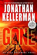 Gone (Large Print) (Alex Delaware Novels) Cover