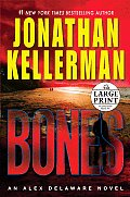 Bones (Large Print) (Alex Delaware Novels) Cover