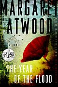 The Year of the Flood (Large Print) Cover