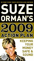 Suze Orman's 2009 Action Plan (Large Print)