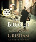 The Broker (Abridged) Cover