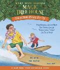 Magic Tree House Collection #10: Magic Tree House Books 25-28: #25 Stage Fright on a Summer Night; #26 Good Morning, Gorillas; #27 Thanksgiving on Thursday; #28 High Tide in Hawaii