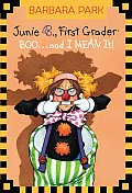 Junie B., First Gradert Cover