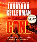 Gone (Alex Delaware Novels) (Abridged) Cover