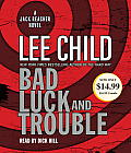 Bad Luck and Trouble (Jack Reacher Novels) (Abridged) Cover