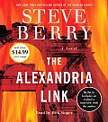The Alexandria Link (Abridged) Cover