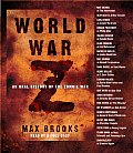 World War Z: An Oral History of the Zombie War (Abridged) Cover