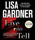 Live to Tell (Detective D.D. Warren Novel)