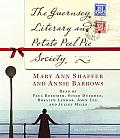 The Guernsey Literary and Potato Peel Pie Society (Abridged) Cover