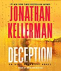 Deception (Alex Delaware Novels) (Abridged) Cover