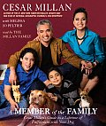 A Member of the Family: Cesar Millan's Guide to a Lifetime of Fulfillment with Your Dog (Abridged) Cover