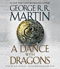 Song of Ice and Fire #05: A Dance with Dragons Part 1 and 2 Cover