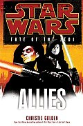 Star Wars: Fate of the Jedi: Allies Cover