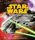 Star Wars Millennium Falcon Cover