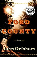 Ford County: Stories (Large Print) Cover