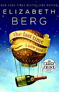 The Last Time I Saw You (Large Print) Cover
