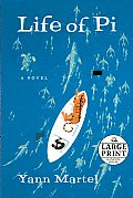 Life of Pi (Large Print) Cover