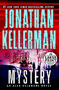 Mystery (Large Print) (Alex Delaware Novels) Cover
