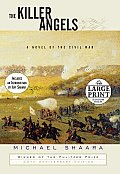 The Killer Angels (Large Print) Cover