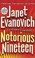 Notorious Nineteen (Large Print) Cover