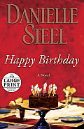 Happy Birthday (Large Print)