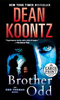 Brother Odd: An Odd Thomas Novel (Large Print)