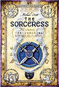The Sorceress: Secrets of the Immortal Nicholas Flamel