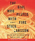 The Girl Who Played with Fire Cover