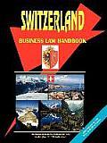 Switzerland Business Law Handbook