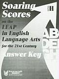Soaring Scores on the LEAP in English Language Arts for the 21st Century, Answer Key, Level H (Soaring Scores)