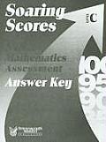 Soaring Scores NYS Mathematics Assessment, Answer Key, Level C (Soaring Scores)