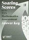 Soaring Scores on the NYS Mathematics Assessment, Answer Key, Level F (Soaring Scores)
