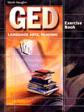 GED Exercise Books: Student Workbook Language Arts, Reading
