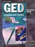 GED Exer Lang Arts-Writing 2002 Cover