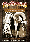 Roy Rogers: The Ultimate Collection DVD (28 Episodes on 7 DVDs)