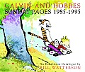 Calvin & Hobbes Sunday Pages 1985-1995 Cover