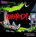 Zits Sketchbooks #06: Zits Busted! Cover