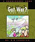 Got War A Doonesbury Book