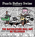 Ratvolution Will Not Be Televised A Pearls Before Swine Collection