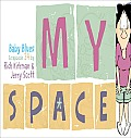 My Space: Baby Blues Scrapbook 24 (Baby Blues Scrapbook) Cover