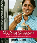 My New Orleans: The Cookbook Cover