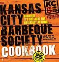 KANSAS CITY BARBEQUE SOCIETY COOKBOOK 25TH ANNIVERSARY Ed