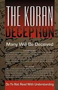 The Koran Deception Cover