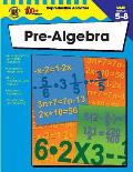 Pre Algebra Grades 5 8