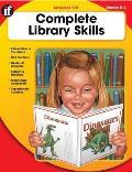 Complete Library Skills, Grade K-2